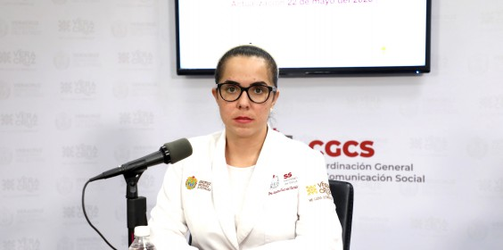 COMUNICADO   Estrategia Estatal contra el coronavirus 22/05/2020