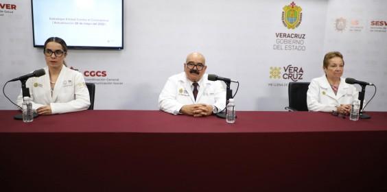 COMUNICADO   Estrategia Estatal contra el coronavirus 26/05/2020