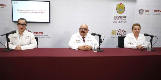COMUNICADO | Estrategia Estatal contra el coronavirus 03/06/2020