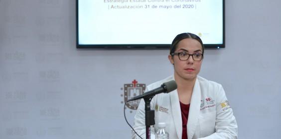 COMUNICADO | Estrategia Estatal contra el coronavirus 31/05/2020