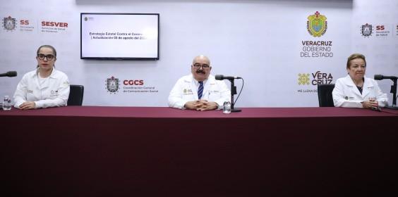 COMUNICADO | Estrategia Estatal contra el coronavirus 03/08/2020