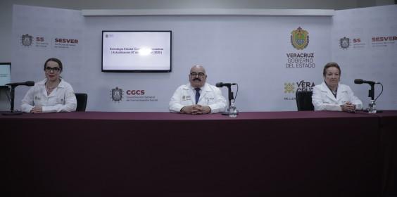 COMUNICADO | Estrategia Estatal contra el coronavirus 07/08/2020