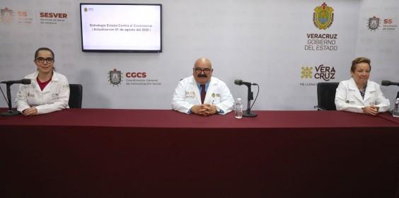 COMUNICADO | Estrategia Estatal contra el coronavirus 01/08/2020