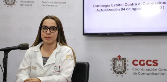 COMUNICADO | Estrategia Estatal contra el coronavirus 04/08/2020