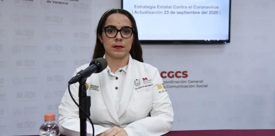 COMUNICADO   Estrategia Estatal contra el coronavirus 23/09/2020