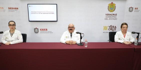 COMUNICADO   Estrategia Estatal contra el coronavirus 27/09/2020