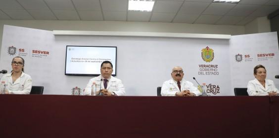 COMUNICADO   Estrategia Estatal contra el coronavirus 26/09/2020