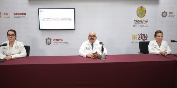COMUNICADO   Estrategia Estatal contra el coronavirus 20/09/2020