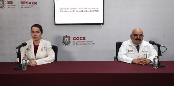 COMUNICADO   Estrategia Estatal contra el coronavirus 21/09/2020