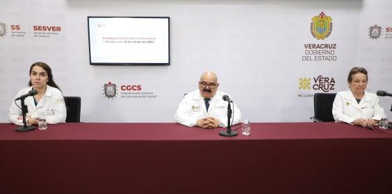 COMUNICADO | Estrategia Estatal contra el coronavirus 18/10/2020