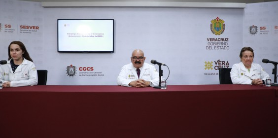 COMUNICADO | Estrategia Estatal contra el coronavirus 21/10/2020