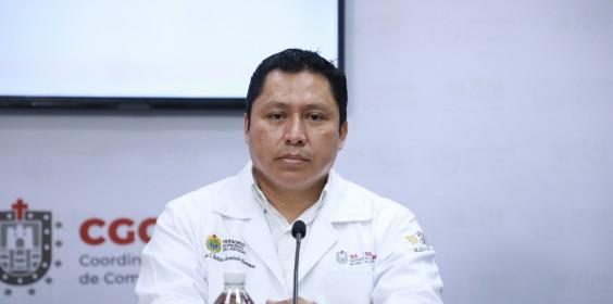COMUNICADO | Estrategia Estatal contra el coronavirus 28/11/2020