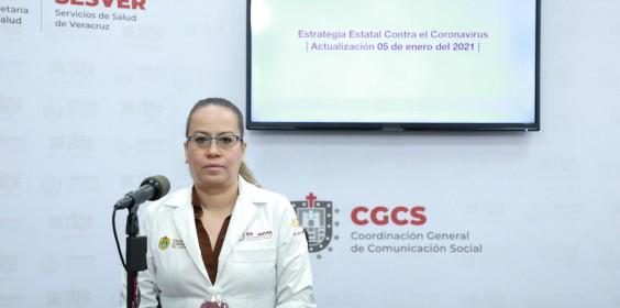 COMUNICADO | Estrategia Estatal contra el coronavirus 05/01/2021