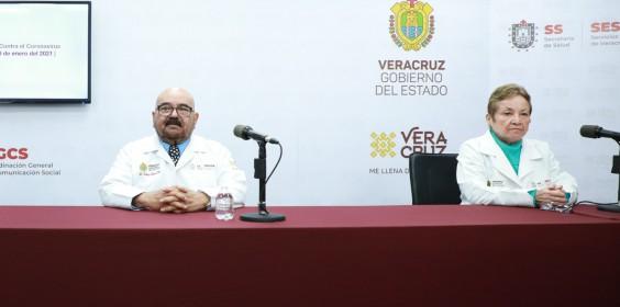 COMUNICADO | Estrategia Estatal contra el coronavirus 08/01/2021