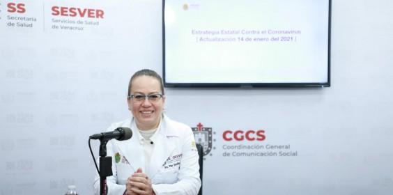 COMUNICADO | Estrategia Estatal contra el coronavirus 14/01/2021