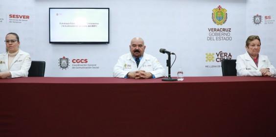 COMUNICADO | Estrategia Estatal contra el coronavirus 07/01/2021