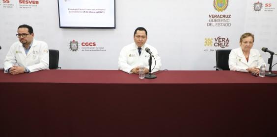 COMUNICADO   Estrategia Estatal contra el coronavirus 25/02/2021