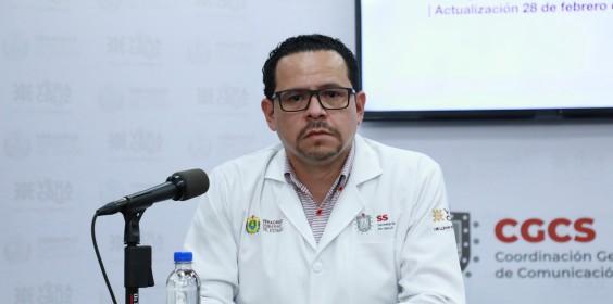 COMUNICADO   Estrategia Estatal contra el coronavirus 28/02/2021