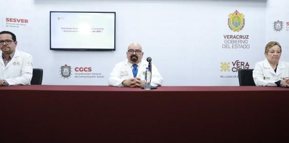 COMUNICADO   Estrategia Estatal contra el coronavirus 04/03/2021