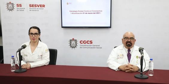COMUNICADO   Estrategia Estatal contra el coronavirus 01/03/2021