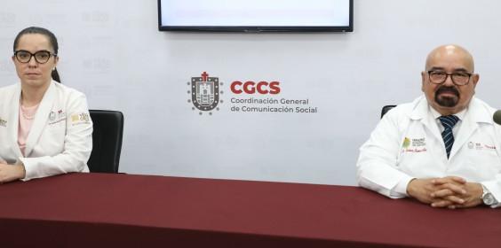 COMUNICADO | Estrategia Estatal contra el coronavirus 16/04/2021