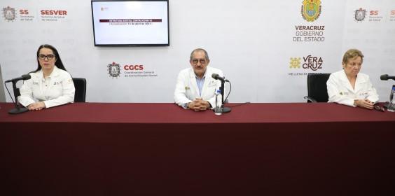 COMUNICADO | Estrategia Estatal contra el coronavirus 14/04/2021
