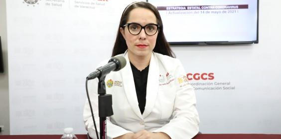 COMUNICADO | Estrategia Estatal contra el coronavirus 14/05/2021