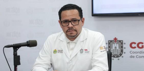 COMUNICADO | Estrategia Estatal contra el coronavirus 08/06/2021