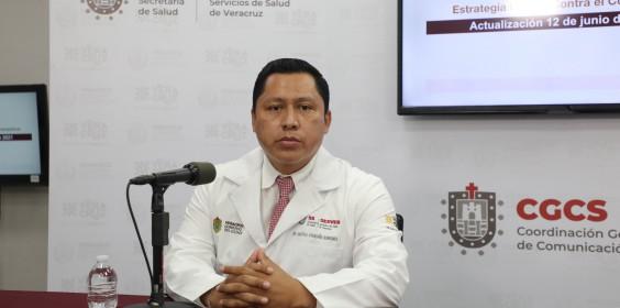 COMUNICADO | Estrategia Estatal contra el coronavirus 12/06/2021