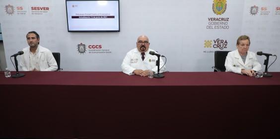 COMUNICADO | Estrategia Estatal contra el coronavirus 13/06/2021
