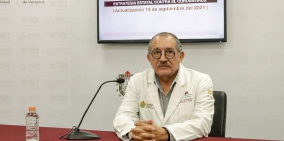 COMUNICADO | Estrategia Estatal contra el coronavirus 14/09/2021