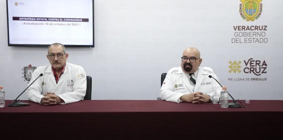 COMUNICADO | Estrategia Estatal contra el coronavirus 10/10/2021