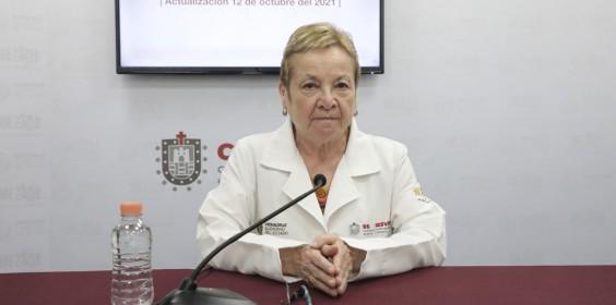 COMUNICADO | Estrategia Estatal contra el coronavirus 12/10/2021